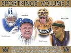 Sportkings 2021 Volume 2 Trading Card HOBBY Box
