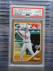 2011 Topps Heritage Minor League Mike Trout Rookie Card RC #44 PSA 10 Angels K78