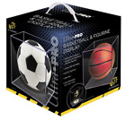 Ultra Pro Basketball, Soccer & Or Figure Display Case Holder with UV Protection