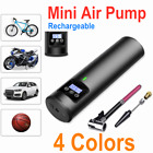 Electric Air Compressor Inflator Tire Pump Car MTB Bicycle Ball USB Rechargeable