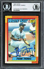 Frank Thomas Rookie Cards and Autograph Memorabilia Guide 48