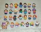 Fisher Price Little People Lot Of 28