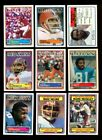 1983 Topps Football Cards 20