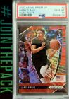 LAMELO BALL 2020-21 PANINI PRIZM RED WAVE TRUE ROOKIE RC PSA 10 📈🔥HORNETS