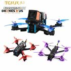 TCMMRC FPV racing drone kit with rc brushless motor fpv remote control glasses 3