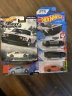 Hot Wheels 69 FORD MUSTANG BOSS 302 Lot of 5 Fast  Furious  Gulf premiums