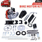 49cc Bike Bicycle Motor Kit Motorized 4 Stroke Petrol Gas Engine Set MotorCycle