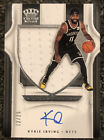 Panini Signs Kyrie Irving to Exclusive Deal 4