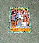 GALE SAYERS 1989 Starting Lineup LEGENDS COLLECTION KENNER Bears FOOTBALL CARD