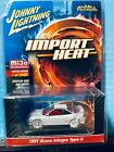 1 64 JOHNNY WHITE LIGHTNING 1997 ACURA INTEGRA TYPE R MIJO EXCLUSIVES CHASE CAR