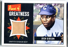 Josh Gibson Cards and Autographed Memorabilia Guide 11