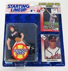 1993 Starting Lineup Extended GREG MADDUX Figure w/ Card Special Series Card SLU