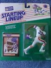 Rare Find! 1989 Starting lineup Tony Dorsett Figure And Card Excellent Conditio