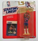 1988 Starting Lineup ISIAH THOMAS Sports Action Figure w/ Card  1st Yr BB