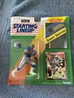 Starting Lineup Headline Collection 1992 Barry Sanders Detroit Lions W Poster