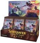 Strixhaven Set Booster Box - MTG Magic the Gathering - Brand New! Ships Now!