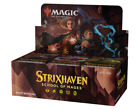 Strixhaven Draft Booster Box - MTG Magic the Gathering - Brand New - Ships Now!