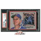 Gaylord Perry Cards, Rookie Card and Autographed Memorabilia Guide 36