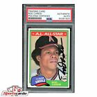 Rod Carew Cards, Rookie Cards and Autographed Memorabilia Guide 44