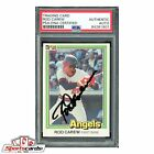 Rod Carew Cards, Rookie Cards and Autographed Memorabilia Guide 47