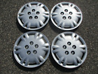 Genuine 1995 to 2001 Chevy Lumina bolt on silver hubcaps wheel covers