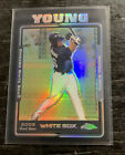 Chris Young Baseball Cards: Rookie Cards Checklist and Buying Guide 24