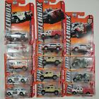 Matchbox MBX Heroic Rescue Lot Of 14 2012