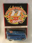 HOT WHEELS 27TH ANNUAL 2013 COLLECTORS CONVENTION VW DRAG BUS 652 660 4000