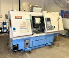 2003 MAZAK INTEGREX 100 IISY CNC 5 AXIS LATHE MACHINING CENTER w 48 KM63 TOOLS
