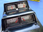 NEW 1968 1974 Nova  Camaro Silver Face Console Gauge Cluster OER GM Licensed