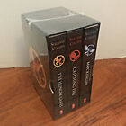 Hunger Games Trilogy by Suzanne Collins SCHOLASTIC Box Set Softcover NEW SEALED
