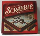Scrabble Deluxe Turntable Edition Game 2001 Parker Brothers VG Con 100 COMPLETE