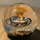 Selkirk Art Glass Limited Edition Paperweight Made in Scotland Beautiful