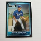 Alex Gordon Rookie and Prospect Card Guide 53
