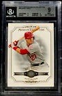 2012 TOPPS MUSEUM COLLECTION #83 MIKE TROUT ROOKIE BGS 9 MINT ANAHEIM ANGELS
