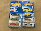 Hot Wheels lot of 6 different Ferrari cars FREE shipping Lot  26