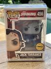 Funko POP! Movies The Shining JACK TORRANCE Chase Figure #456 w Protector