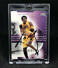 Law of Cards: Panini and Art of the Game Settle Kobe Bryant Autograph Suit 12