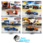 2021 Hot Wheels Car Culture Team Transport L Case 4 Cars SetIn Stock