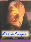 2011 Rittenhouse Archives Star Trek Classic Movies: Heroes & Villains Trading Cards 51