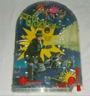 Vintage ULTRA RARE 1966 Hasbro The Green Hornet Double Action Bagatelle Game