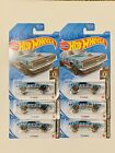 2021 Hot Wheels LOT of 6 67 Camaro Dollar General Exclusive HTF Dream Garage
