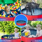 Pantula Red Swimming Pool Bath Playing Outdoor Portable for Kids and Dogs 328