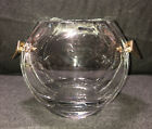 Baccarat Crystal Ice Bucket Limited Edition 8 Globe Stunning and Heavy