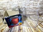 (1) Basketball Ultra Pro Clear Acrylic Display Case Cube Holder New!