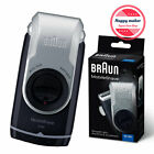 Braun M 90 Mobile Mens Cordless Electric Shaver 1blade Washable w Tracking