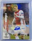 2018-19 Topps Chrome UEFA Champions League Soccer Cards 26