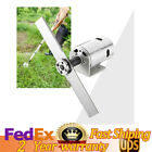 DC Motor Garden Mowing Tools Manganese Steel Blade Lawn Mower Attachment 12V
