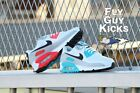 Authentic Nike Air Max 90 3D Glasses Chlorine Blue Red White Grey Blk CV8839 100