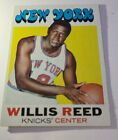 Willis Reed Rookie Card Guide and Checklist 25
